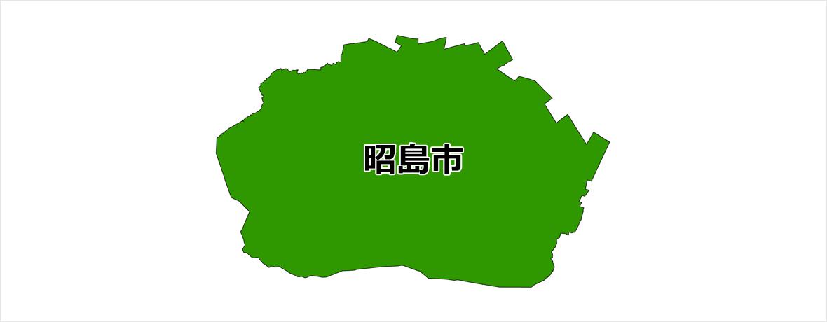 昭島市のポスティング